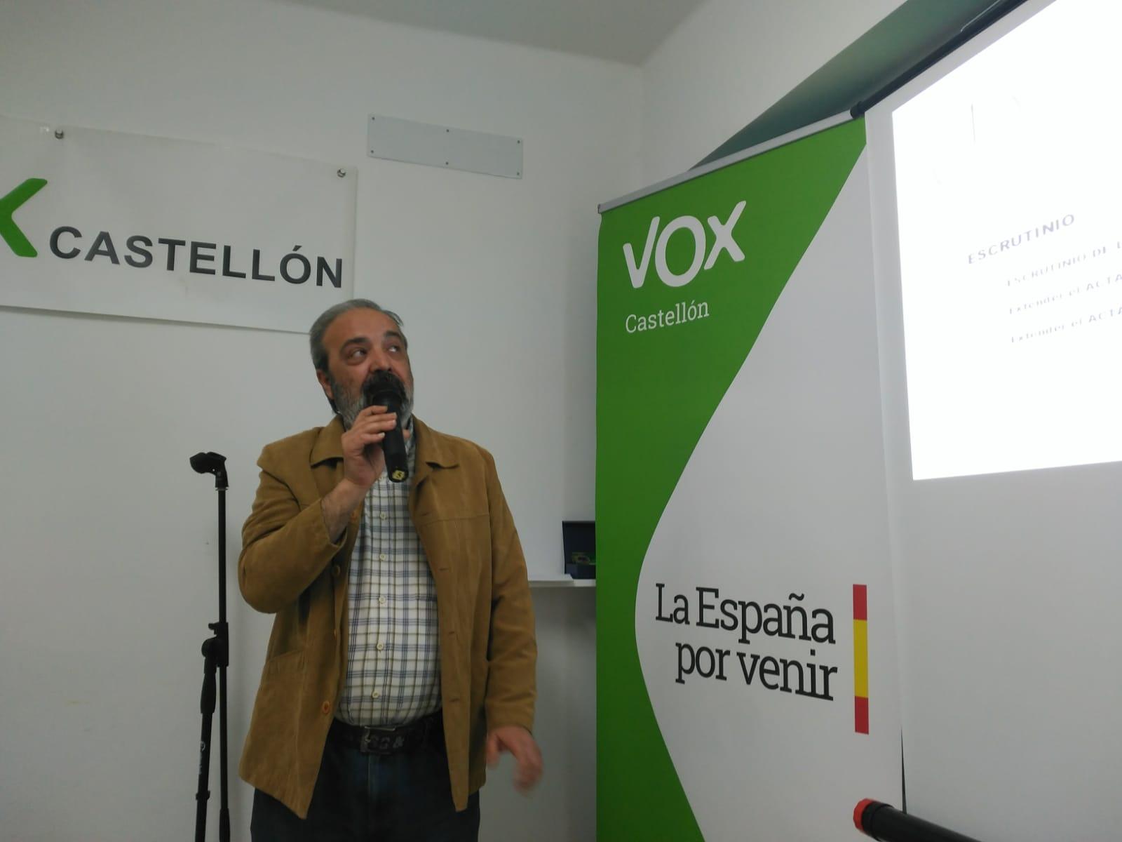 VOX forma a sus coordinadores y apoderados de cara a las próximas elecciones