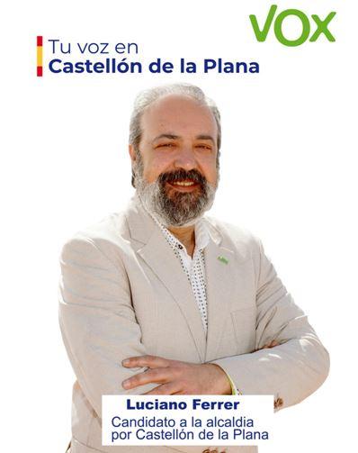 """Luciano Ferrer: """"Crearemos la Concejalía de Familia"""""""