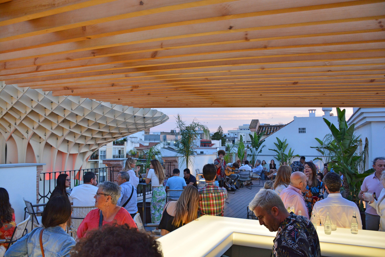 Casa De Indias By Intur Inaugura Su Nueva Terraza En Sevilla