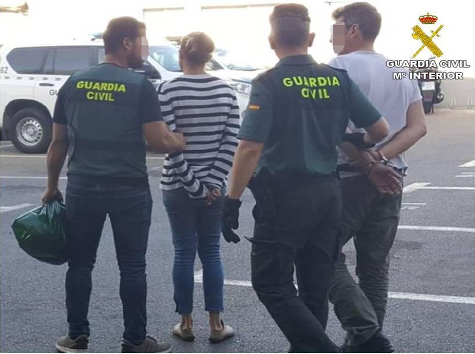 La Guardia Civil detiene a cinco personas por un robo en una casa rural de Alcora