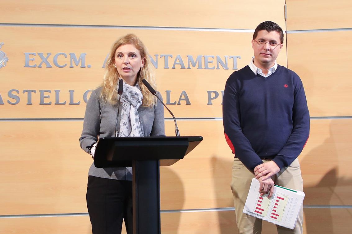 Castellón invierte 1,3 millones en mejorar las dotaciones del servicio de bomberos desde 2015