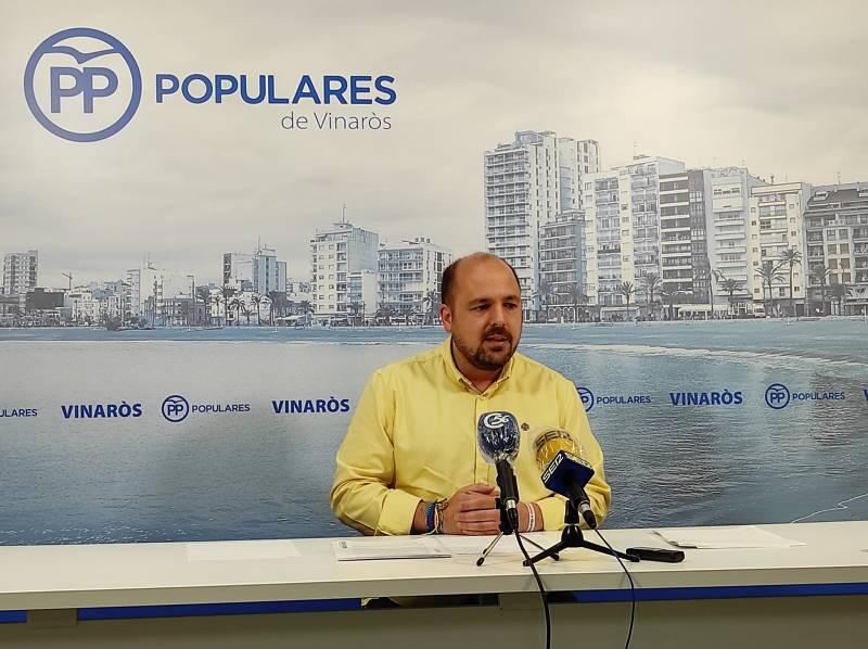 El PP reclama la recuperación de las 12 frecuencias diarias de Regionales entre Vinaròs y Castellón para el inicio de curso