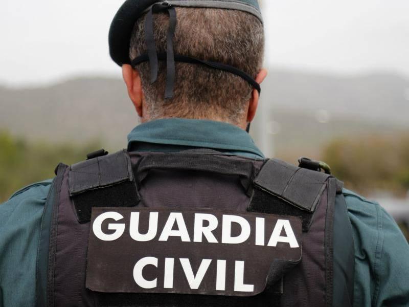 La Guardia Civil de Teruel desarticula un grupo criminal, y desmantela un laboratorio con 14 Kg de speed