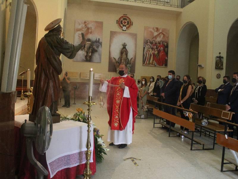 Nules  honra  a su patrón Sant Bartomeu