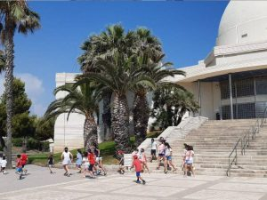El Planetario cierra el verano con un número de entradas vendidas a niveles de prepandemia