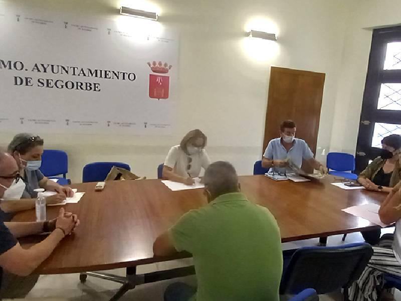 Reunión del Consejo de Participación del Paraje de la Esperanza