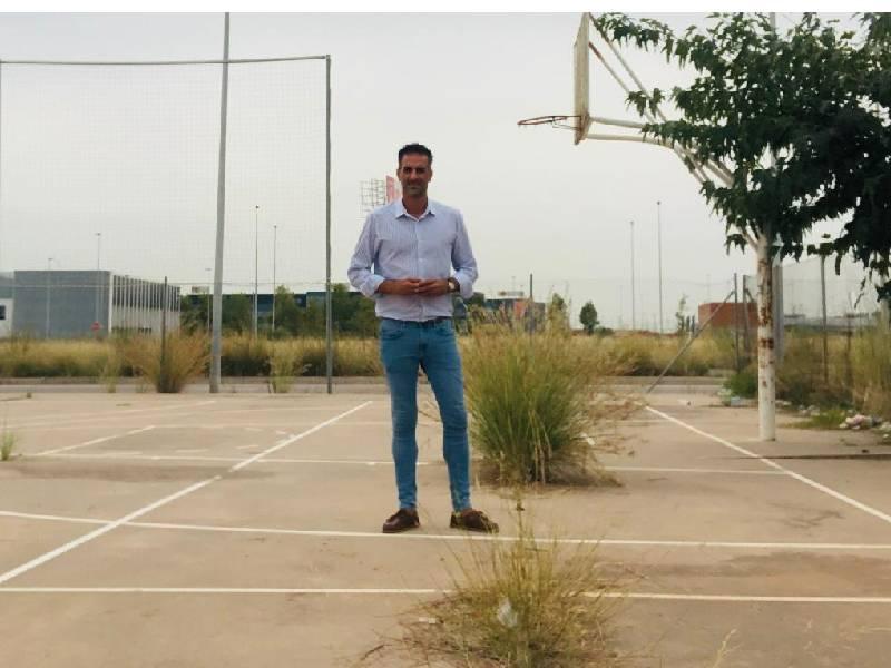 Ventura pide al Fadrell que extreme el mantenimiento de parques, jardines y zonas comunes de Castellón