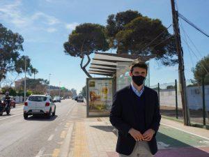 Castellón avanza hacia niveles de prepandemia en el uso del transporte público