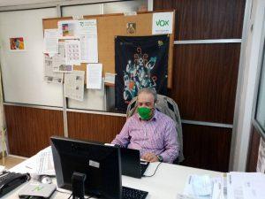 """Luciano Ferrer afirma que """"Al Acuerdo de Fadrell, la seguridad de los empleados municipales le importa un bledo"""""""