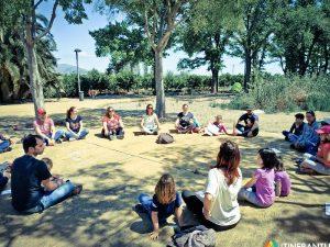 Castellón organiza este domingo una actividad contra la contaminación acústica en el parque Meridiano