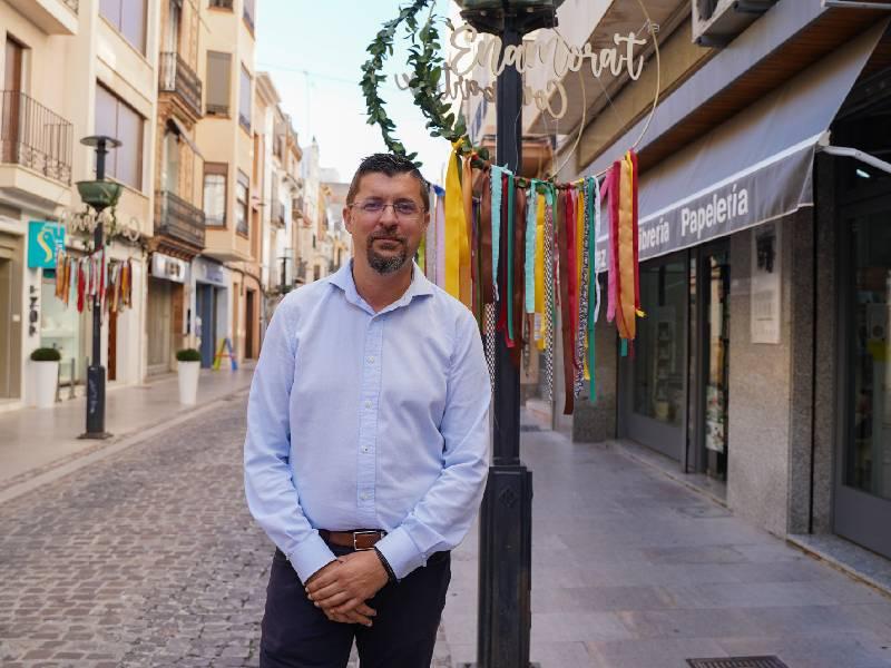 Innovación Comercial dinamiza la calle Alloza