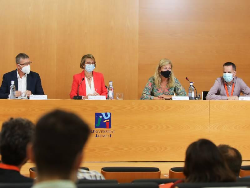 Amparo Marco considera a Castellónárea estratégica del eje mediterráneo en el Workshop de Economía Valenciana