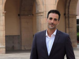 Vicente Vidal y Esteban Ventura serán el portavoz y el portavoz adjunto respectivamente del Grupo Municipal Ciudadanos
