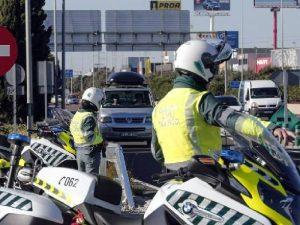 219 conductores pasan a disposición judicial durante el pasado mes de agosto por delitos contra la seguridad vial