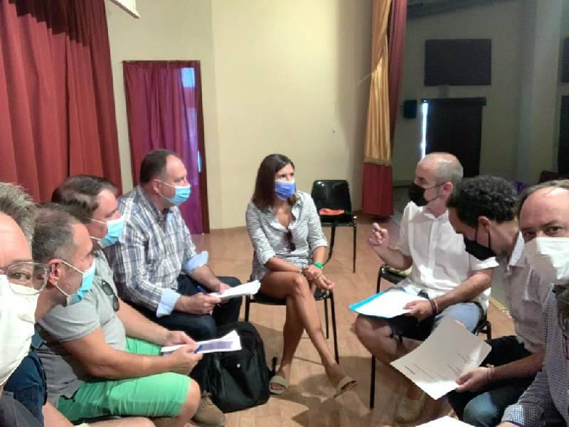 El PPCS organiza 24 encuentros con alcaldes y portavoces para elevar las demandas de la provincia a Diputación