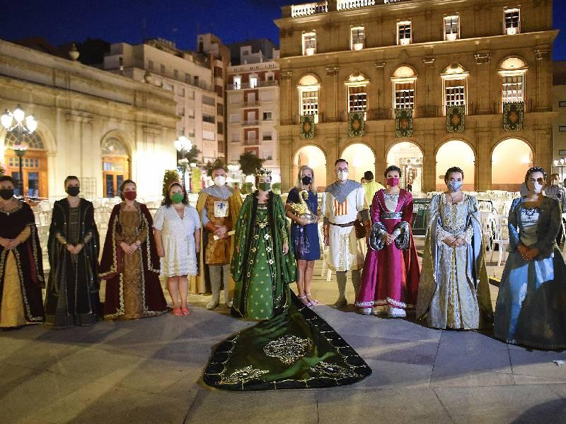 Castellón recrea sus historia