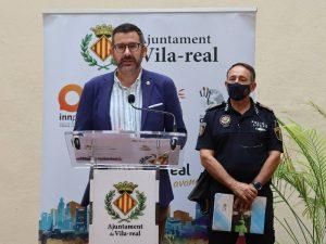 Vila-real cierra las fiestas de la Virgen de Gracia con un balance positivo de participación y cumplimiento de la normativa covid