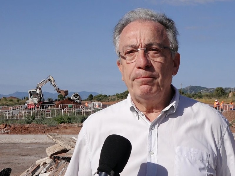 Alcalde (PSPV-PSOE) critica la gestión del PP de las obras de prolongación de la CV-149 en Benicàssim
