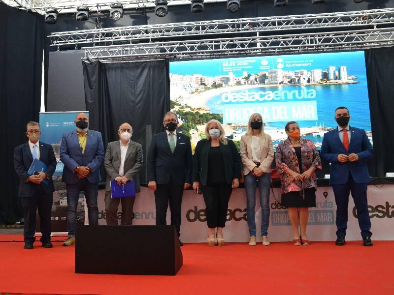 Oropesa del Mar se convierte en sede de la innovación con la tercera edición Destaca en Ruta