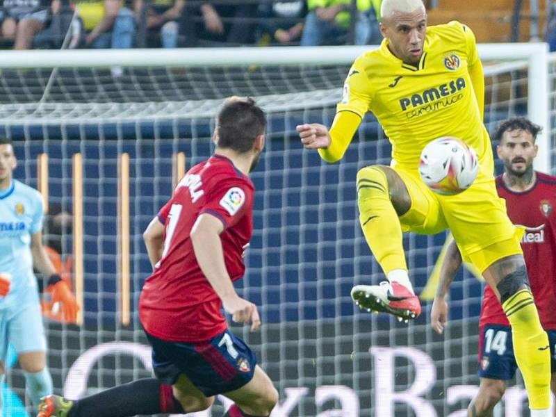 Villarreal 1 – Atl. Osasuna 2