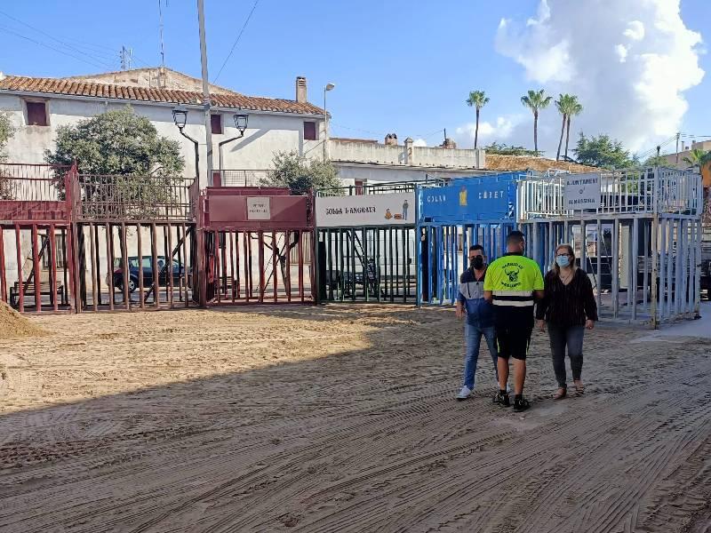 La Vila se prepara para recibir mañana a 6.000 corredores del encierro