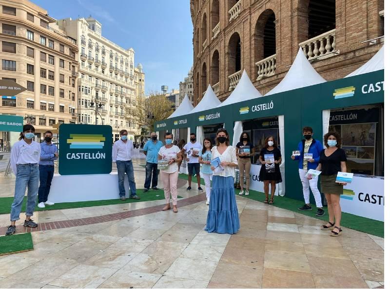 El Patronato de Turismo promociona en Valencia la provincia de Castellón como destino a descubrir