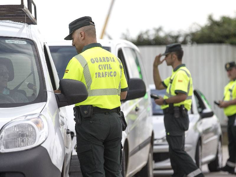 227 conductores pasan a disposición judicial durante el pasado mes de septiembre por delitos contra la seguridad vial