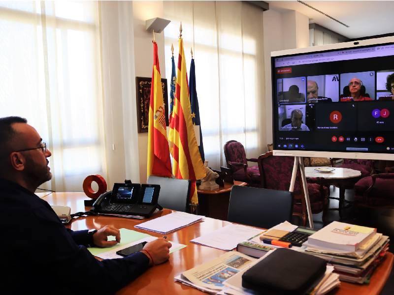 Benlloch destaca l'impuls econòmic de l'Agència Valenciana d'Innovació a Vila-real