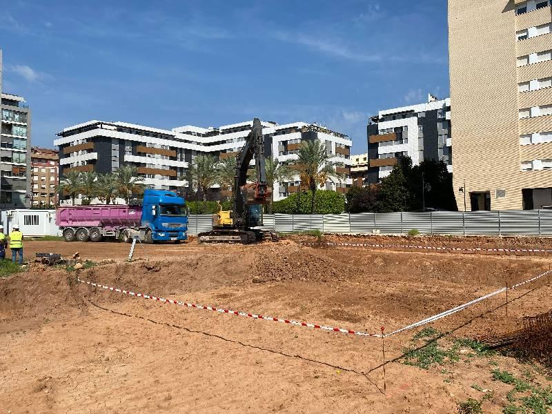 Gimecons inicia las obras del exclusivo Residencial Terrasses de Castelló
