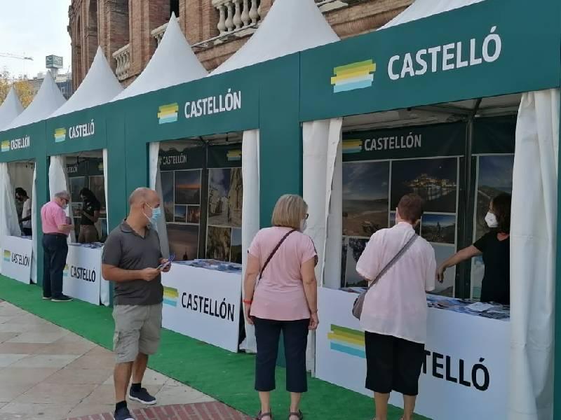 Oropesa del Mar promociona su oferta turística en la feria Valencia Street Marketing