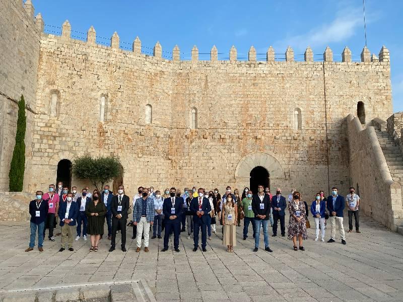 Peñíscola, capital de lo más bello de España, al reunir los 104 pueblos de La Asociación