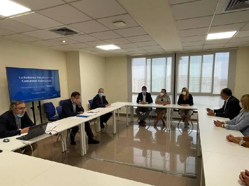 PP y PSOE también acercan posturas y planifican juntos estrategias en la Comunidad Valenciana