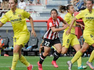Athletic Club Femenino 2 – Villarreal CF Femenino 1