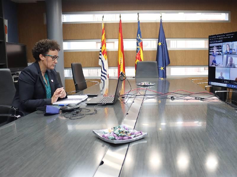 Empresarios del polígono Sur-13 de Onda piden a la Generalitat soluciones frente al colapso de tráfico pesado