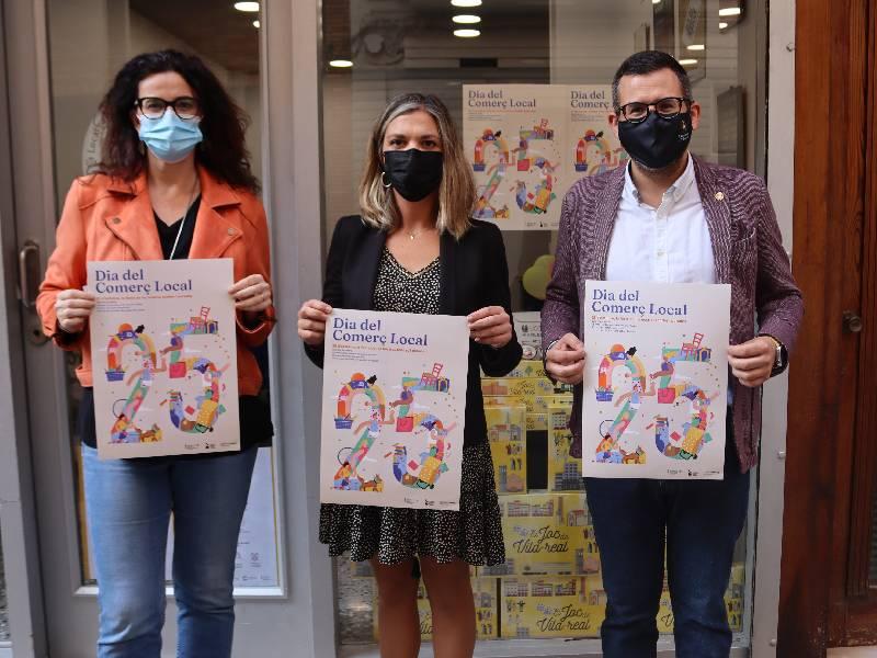 Vila-real se suma a la celebració del dia del comerç local en la Comunitat Valenciana per a incentivar el consum de proximitat